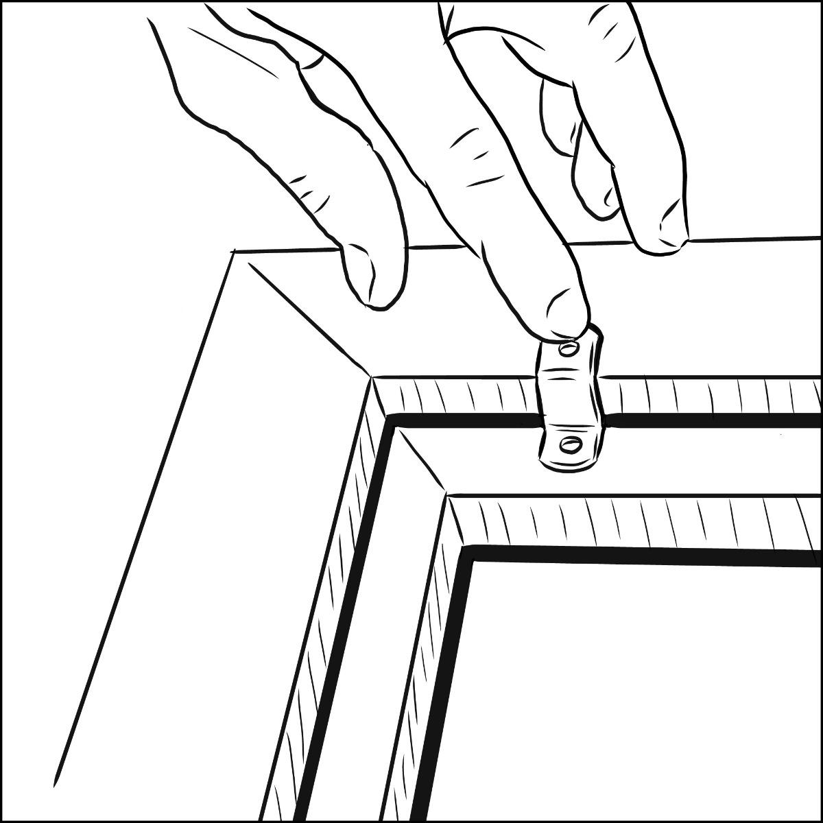 Offset Clip Installation 2
