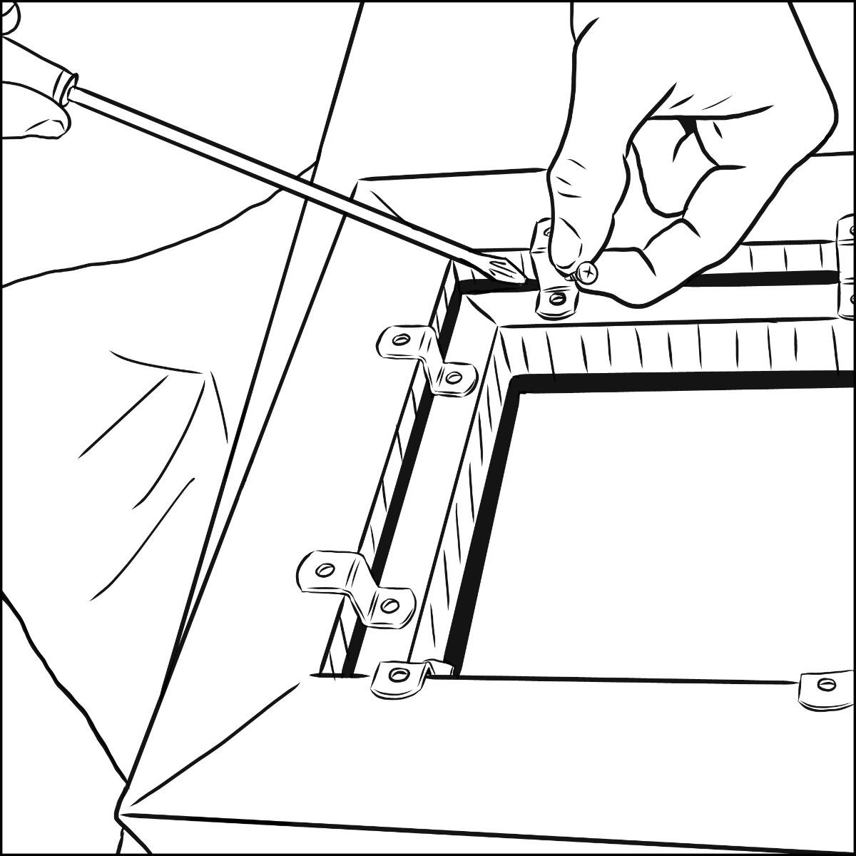 Offset Clip Installation 3