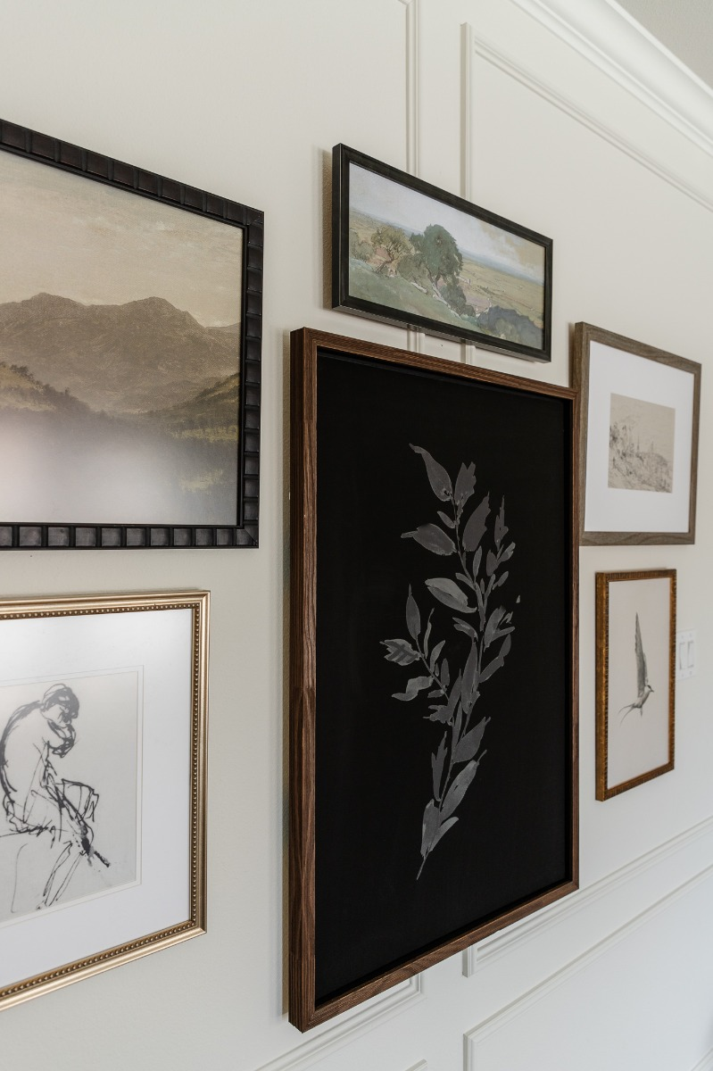 Eclectic Gallery Wall Art