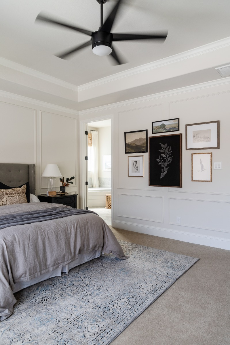 Eclectic Gallery Wall Frames
