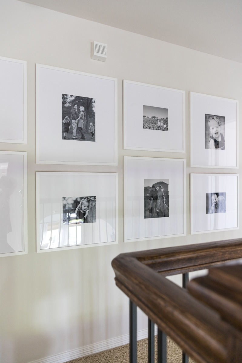 Staggered Gallery Wall Final 2