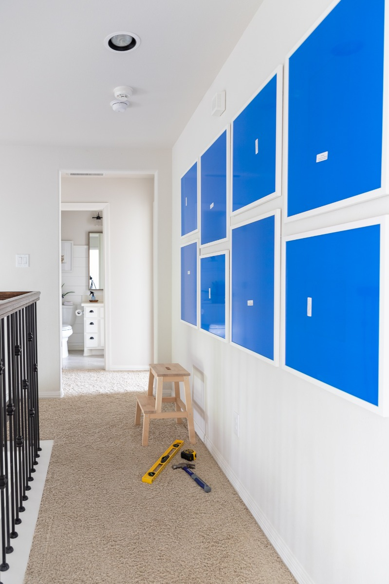 Gallery Wall Hung