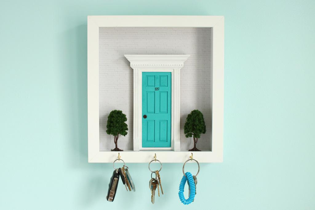 Diorama Key Hook Final