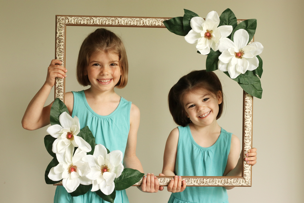 Floral Photo Booth Final