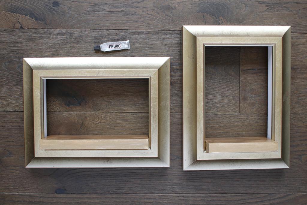 Glue Shelves