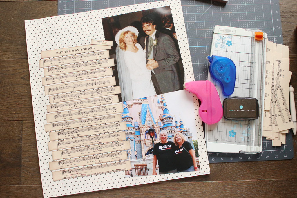 Wedding Song Gift Step 2