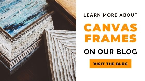 Canvas Frames Blog Image