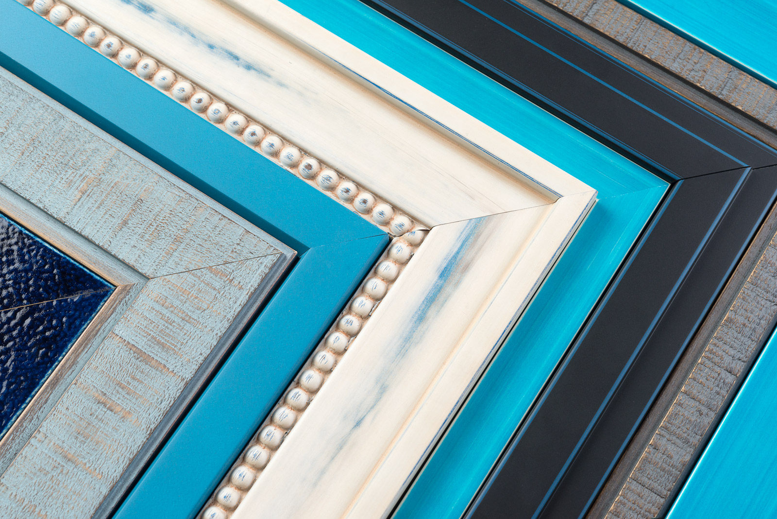 Blue picture frames custom picture frames no matter what your needs may be our blue custom picture frames will help add those finishing touches jeuxipadfo Choice Image