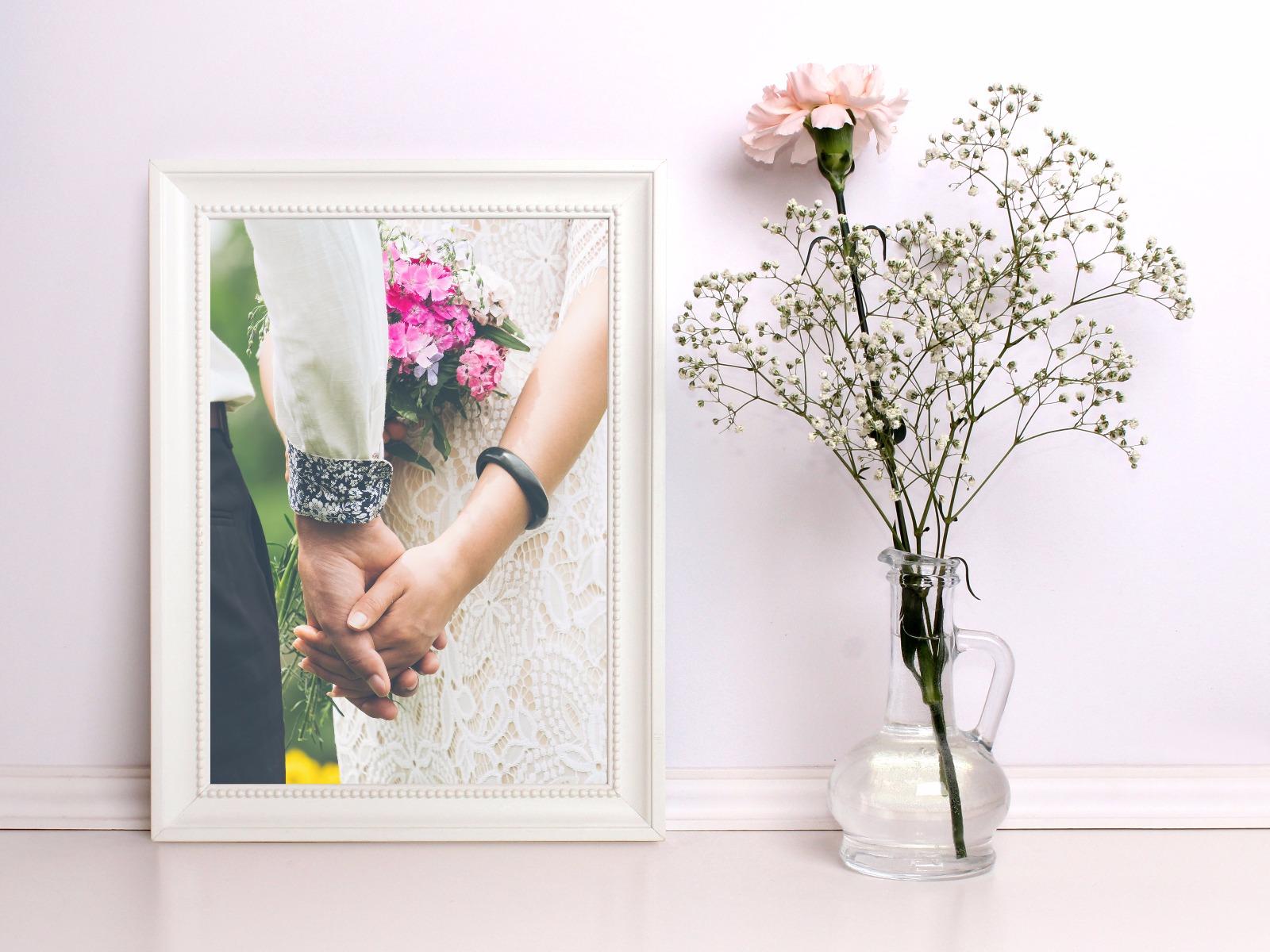 Wedding Frames | Custom Picture Frames