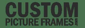 Custom Picture Frames Logo
